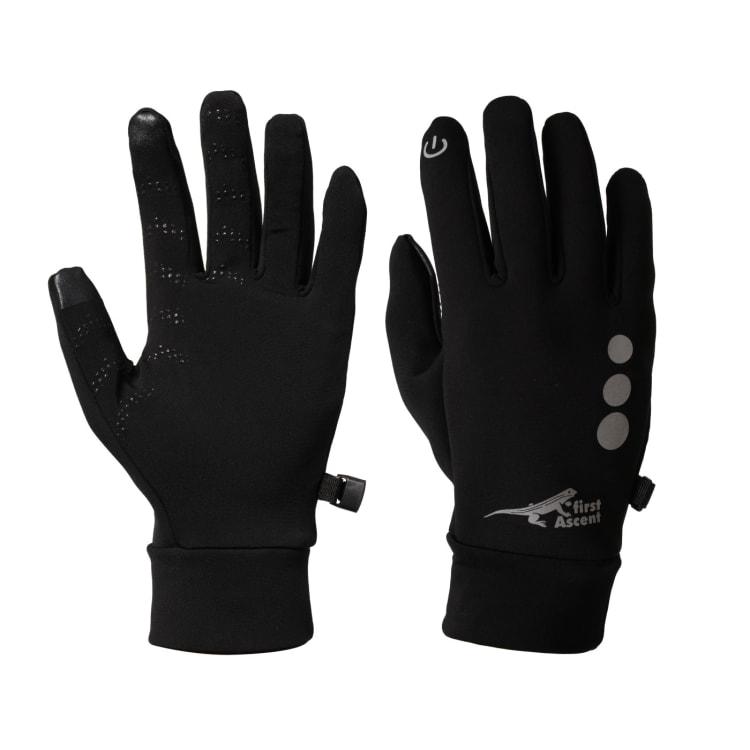 First Ascent Tech Touch Glove - default
