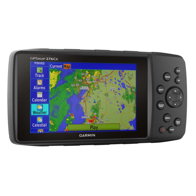 Garmin GPSMAP 276CX - default