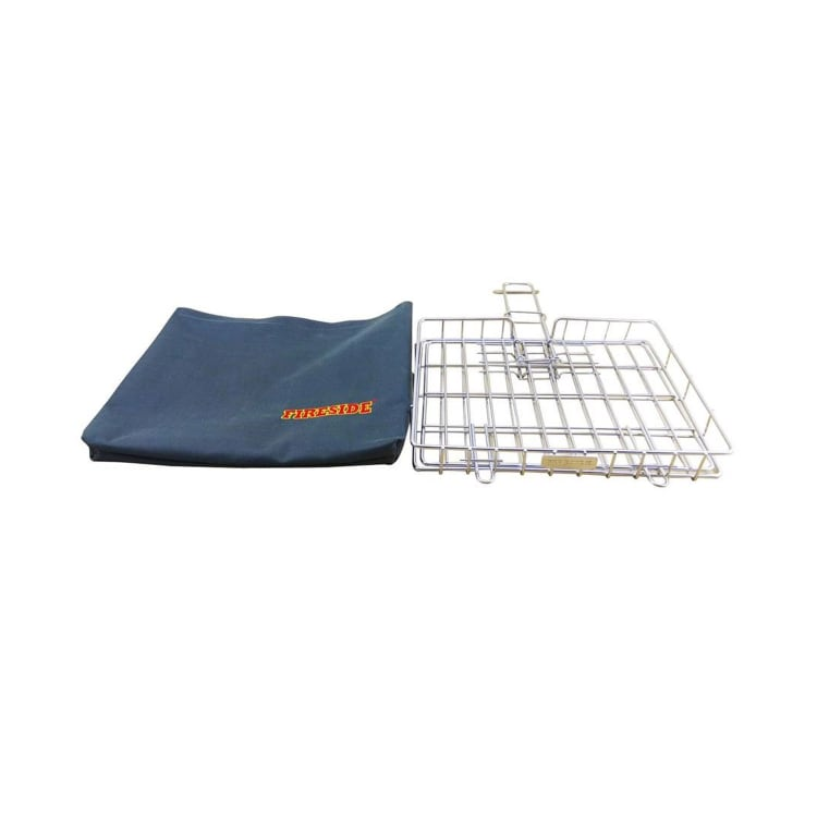 Fireside Small Stainless Steel Grid - default