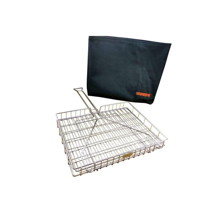 Fireside Stainless Steel Family Grid - default