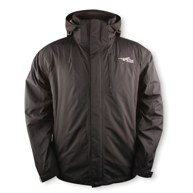 First Ascent Men's Discovery 3 in 1 Interconnect Jacket - default