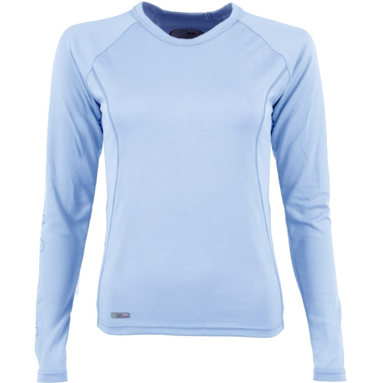 First Ascent Women's Quick Wic Bamboo Long Sleeve Top - default