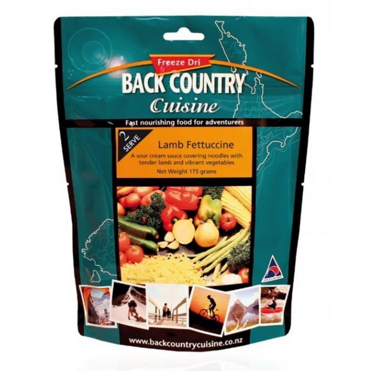 Back Country Lamb Fettucine - default