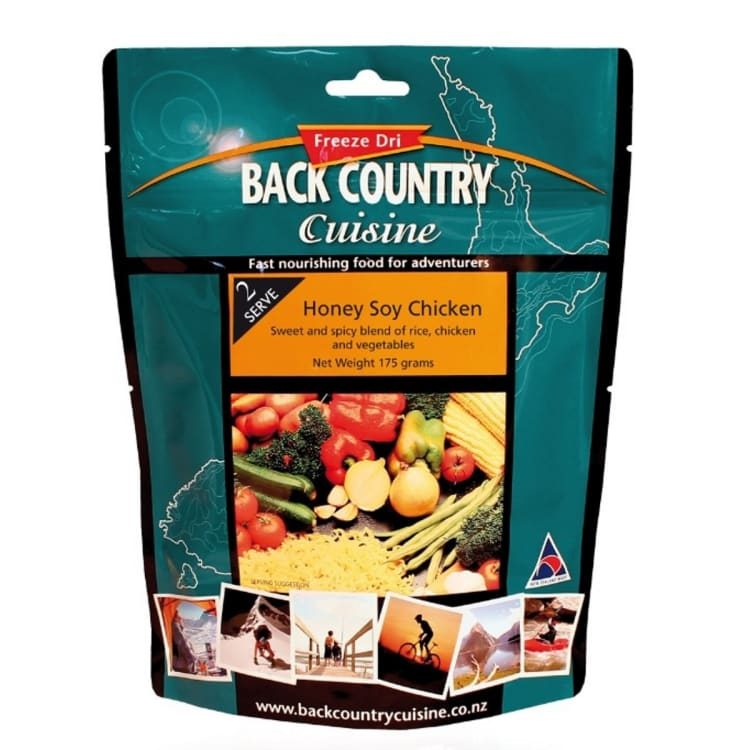 Back Country Honey Soy Chicken - default
