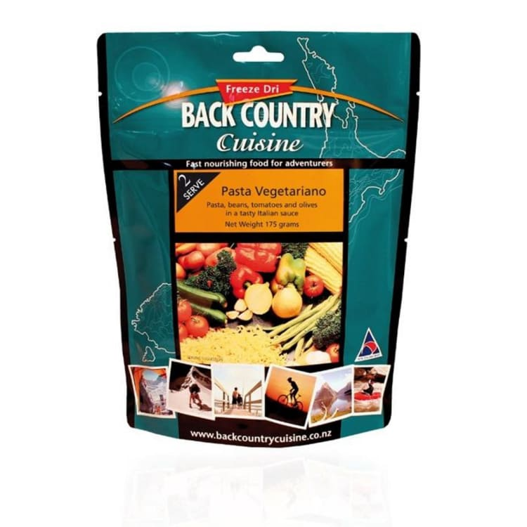 Back Country Pasta Vegetariano - default