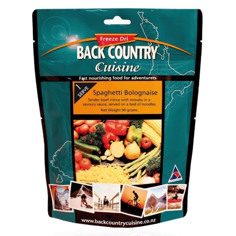Back Country Spaghetti Bolognaise - default