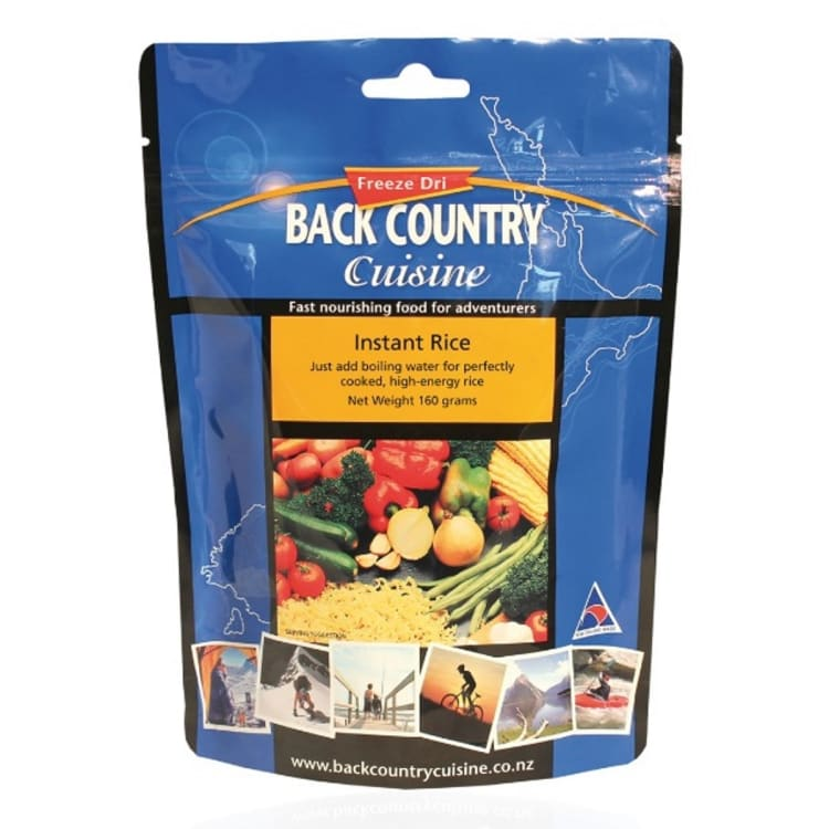 Back Country Instant Rice - default
