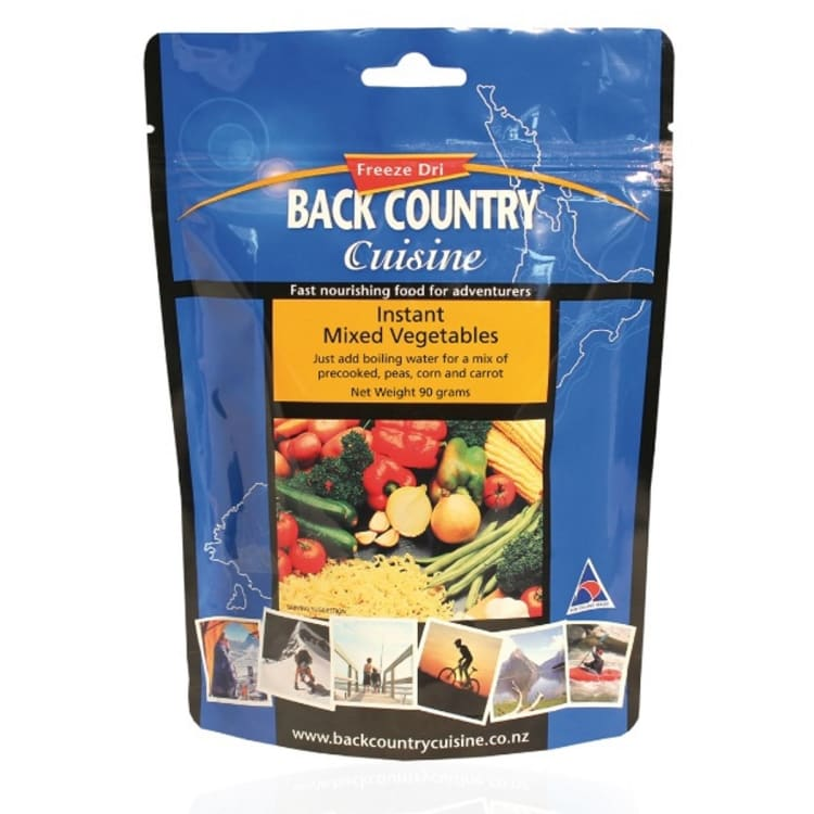 Back Country Instant Mixed Vegetables - default