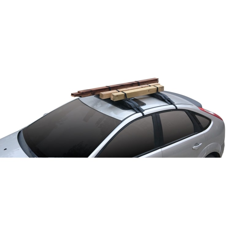 TrailBoss Soft Roof Racks 2PC - default
