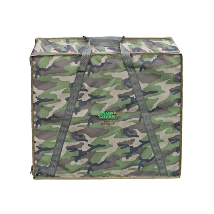 Camp Cover Camo 3-Div Mattress Bag - default