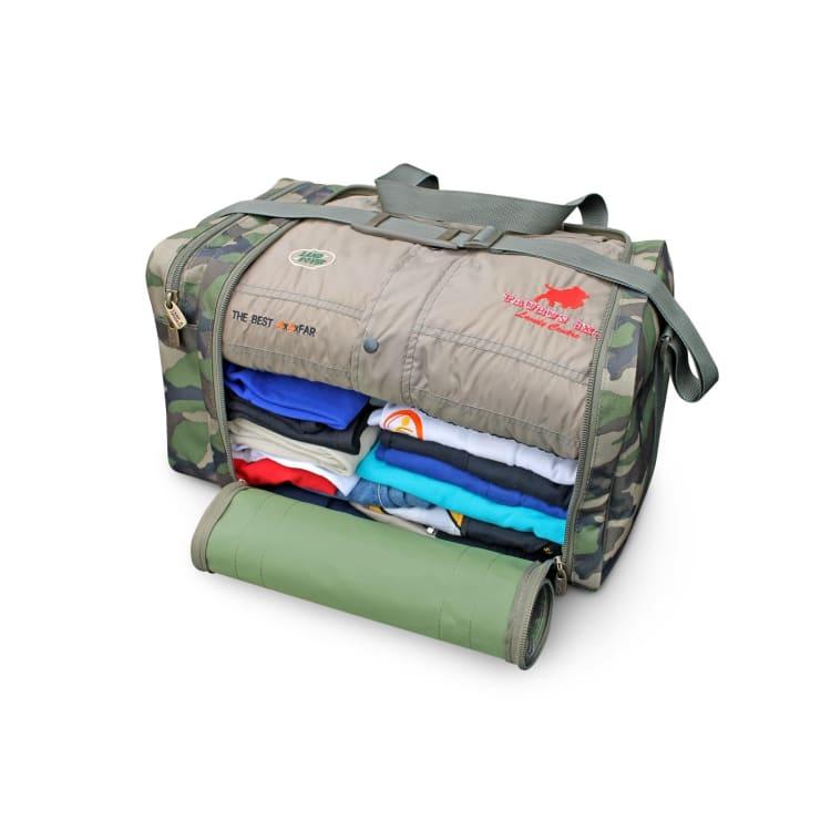 Camp Cover Clothing Bag Standard Camo - default