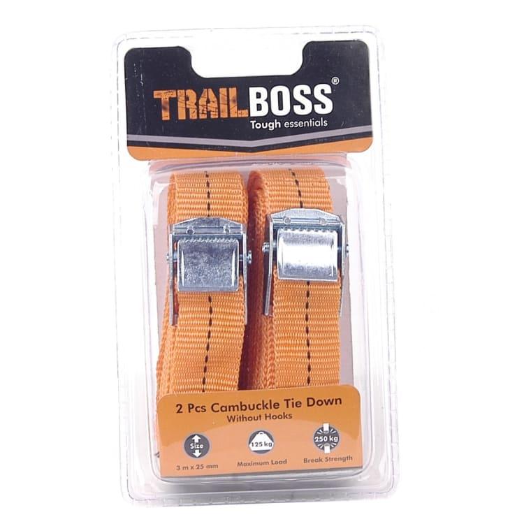 TrailBoss 3m Cam buckle - default
