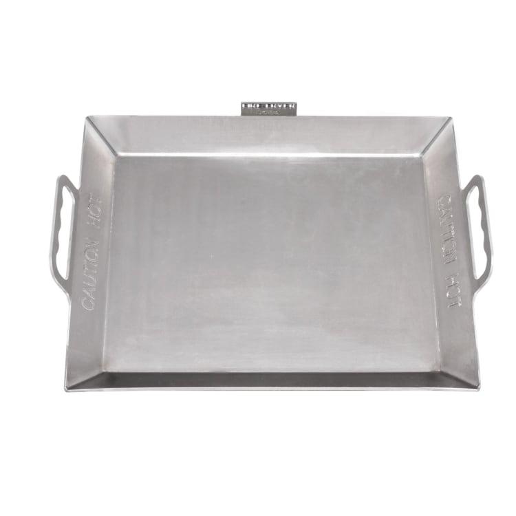 Stainless Steel Fire Fryer Braai Pan - default