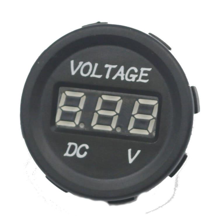 Carco Voltage Gauge - default