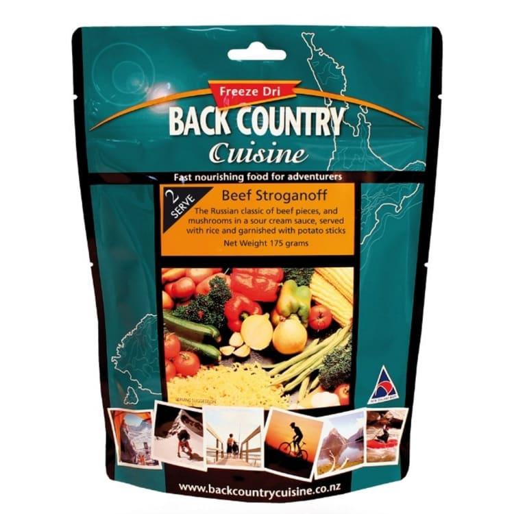 Back Country Beef Stroganoff - default