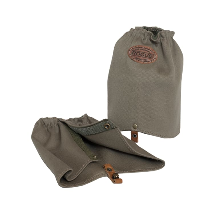 Rogue Short Canvas Gaiters - default