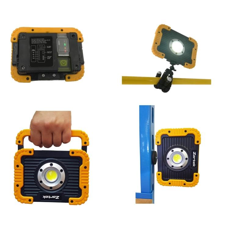 Zartek 10Watt Led Worklight - default