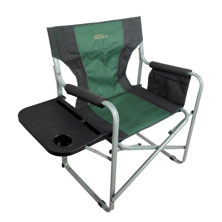Natural Instincts Director Chair with Table - default