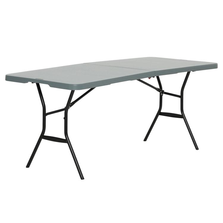 Lifetime 1.8m Fold-In-Half Table - default