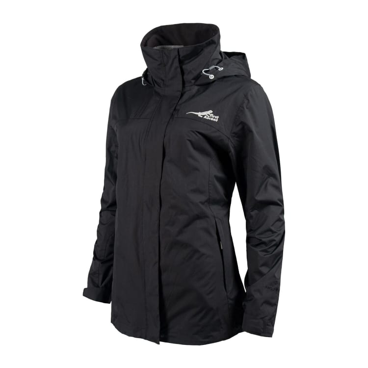 First Ascent Women's Discovery 3-in-1 Waterproof Jacket - default