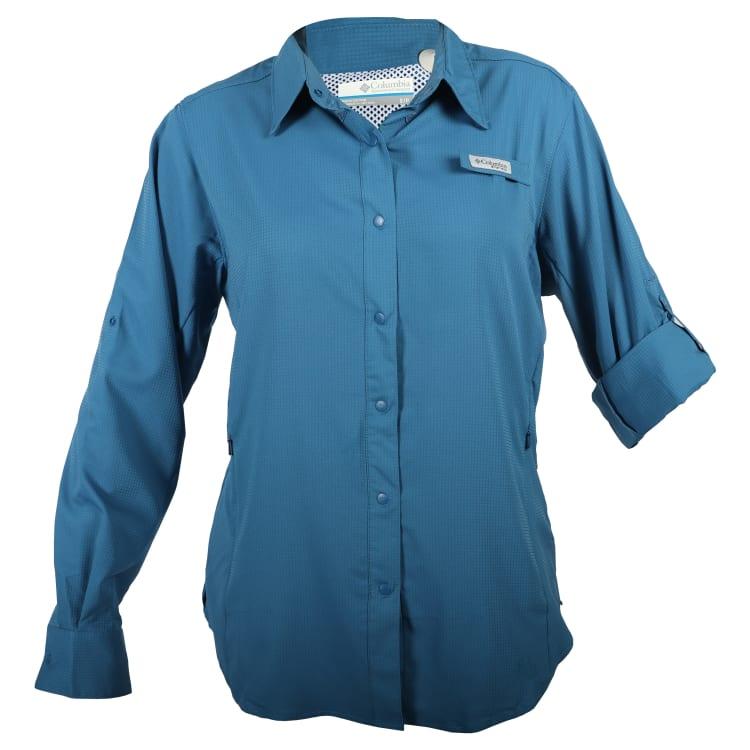 Columbia Women's Tamiami Long Sleeve Shirt - default