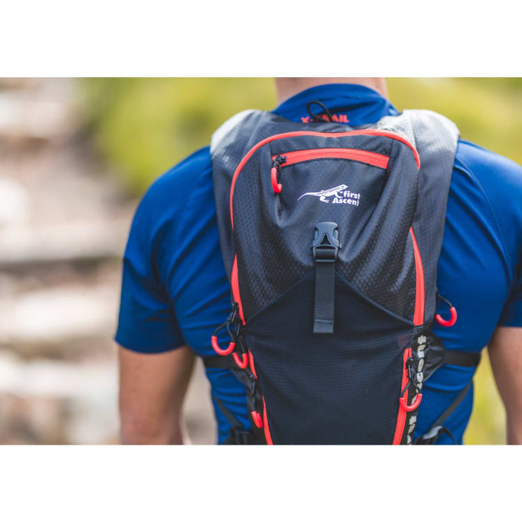 First Ascent Stealth 1.5L Trail Running Pack - default