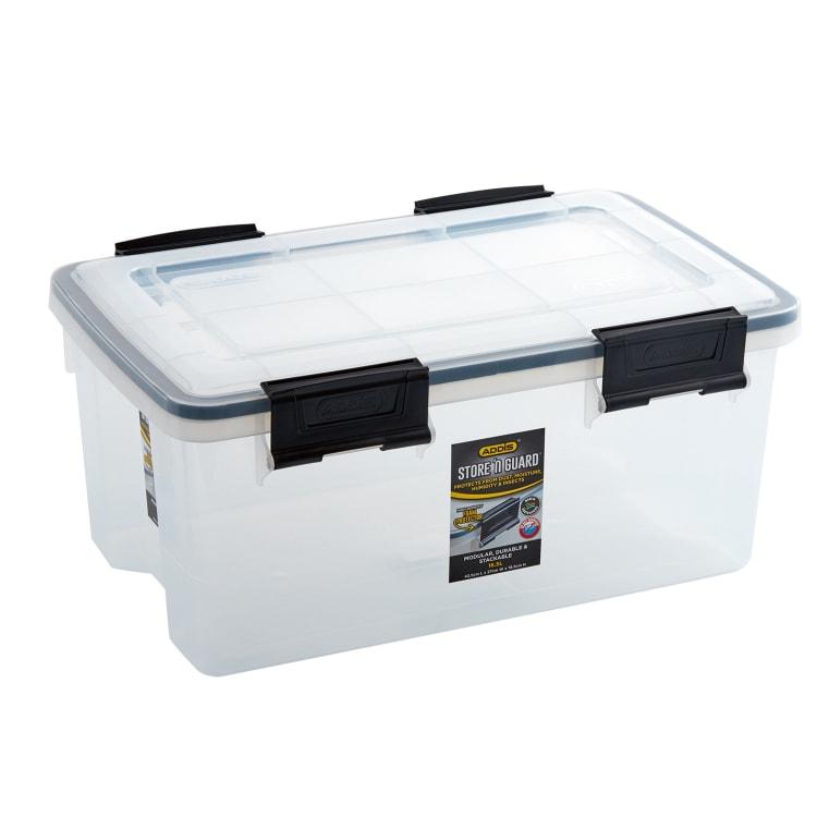 Addis 16.5L Store 'n Guard Storage Box - default