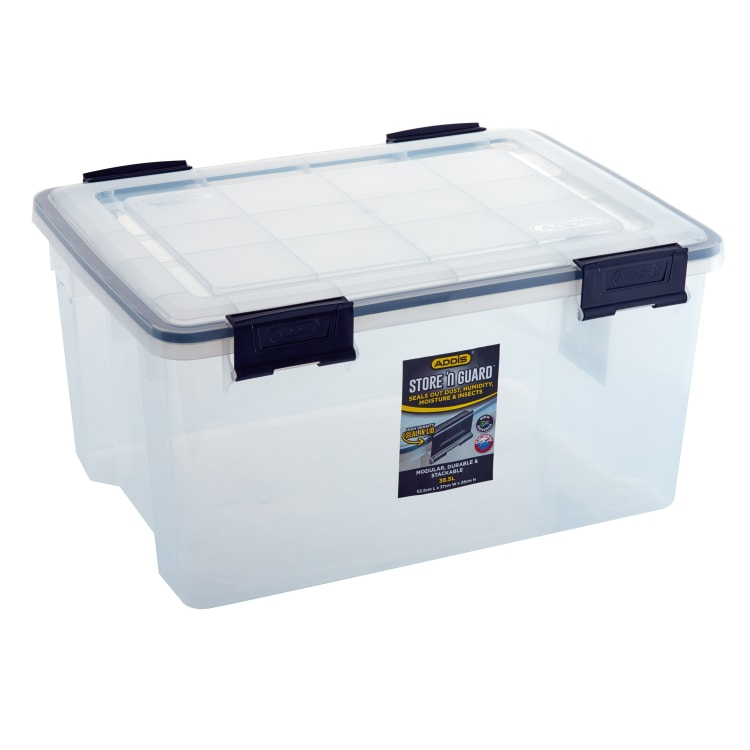 Addis 38.5L Store 'n Guard Storage Box - default