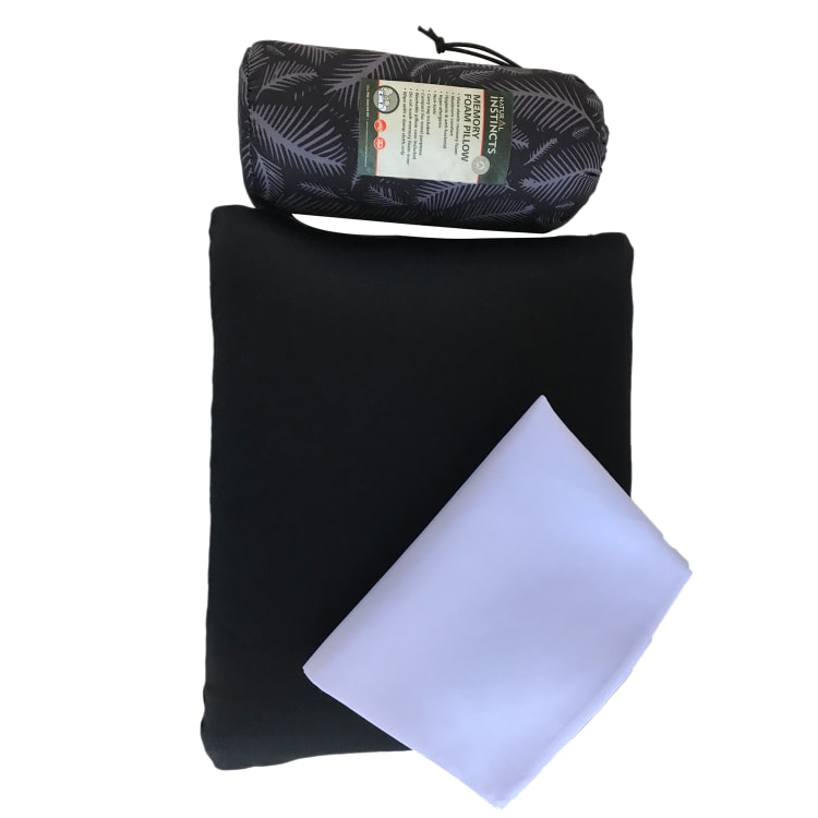 Natural Instincts Memory Foam Pillow - default