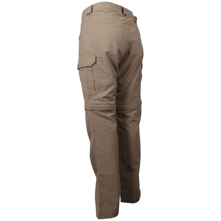 African Nature Mens Zip-off Tech Pants - default