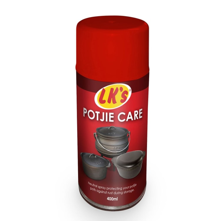 LK's Potjie Care Spray - 400ml - default