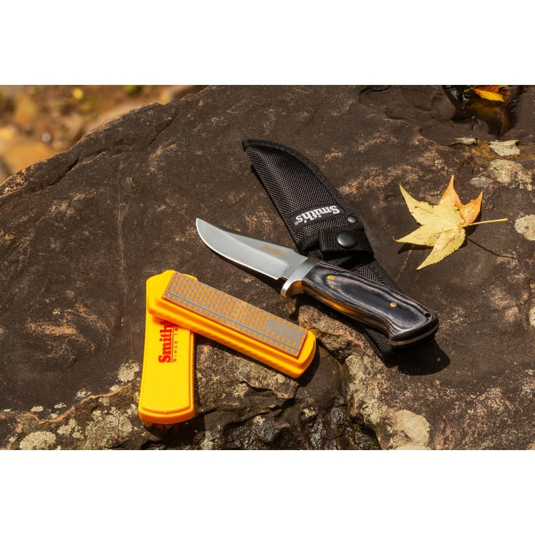 Smith's Combo Knife and Sharpener Set - default