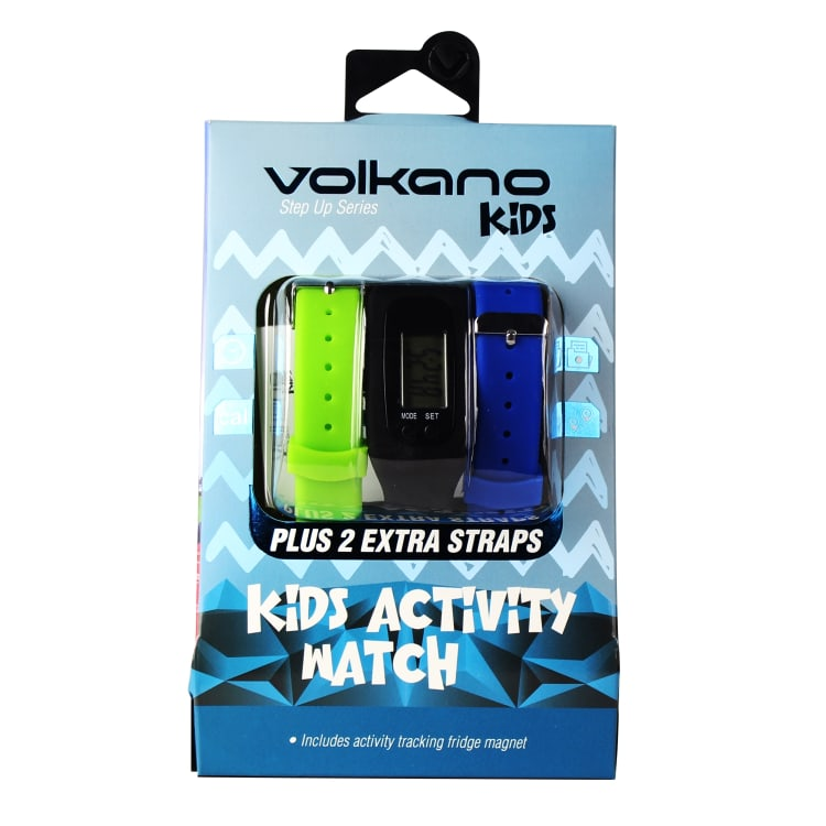 Volkano Boys Activity Step Up Watch - default