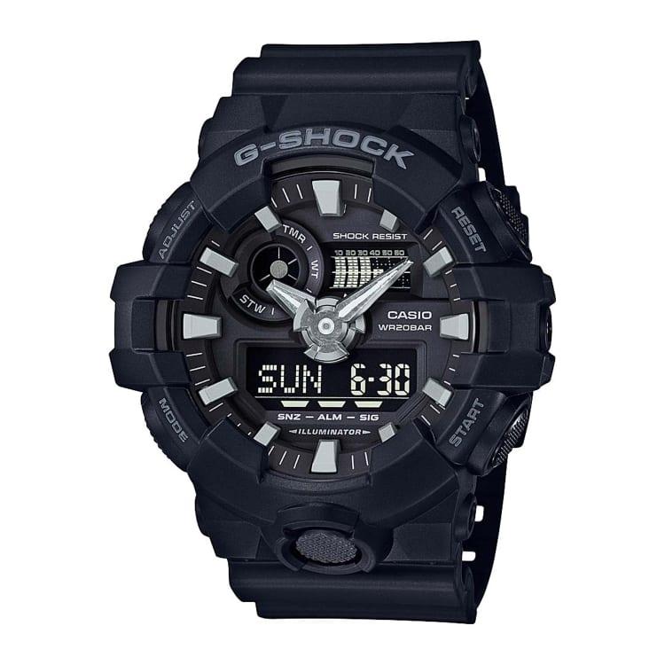 Casio G-Shock Watch Illuminator GA-700 - default