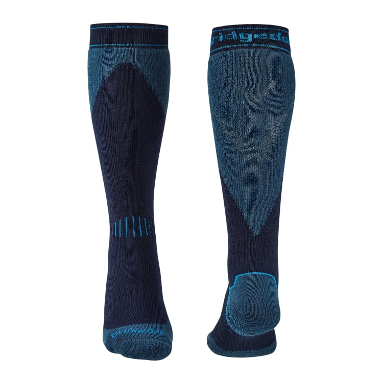Bridgedale Men's Ski Midweight + Sock - default