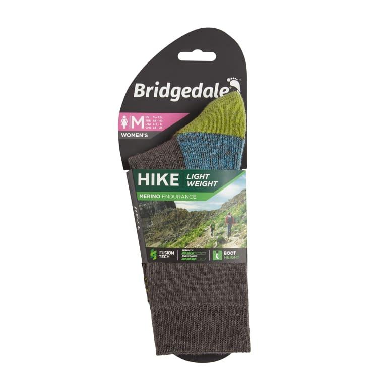 Bridgedale Women's Hike Lightweight Merino Endurance Sock - default