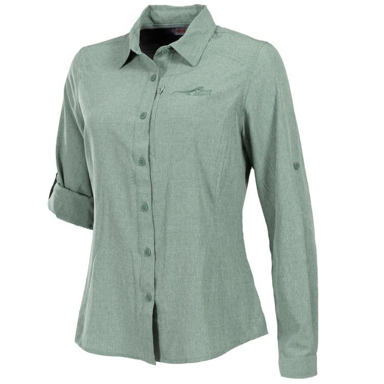 First Ascent Women's Luxor LS Shirt - default