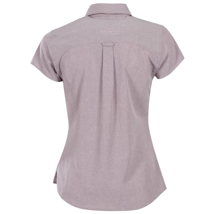 First Ascent Women's Luxor Short Sleeve Shirt - default