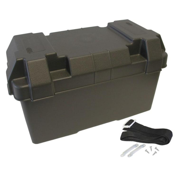 Snap-Top Battery Box - default