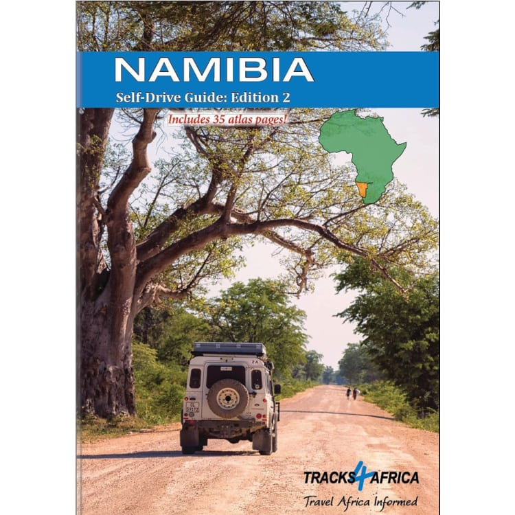 Tracks4Africa Namibia Self-Drive Guide Version 2 - default