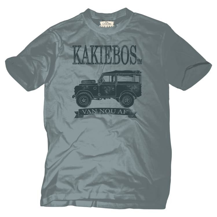Kakiebos Men's Landy Tee - default