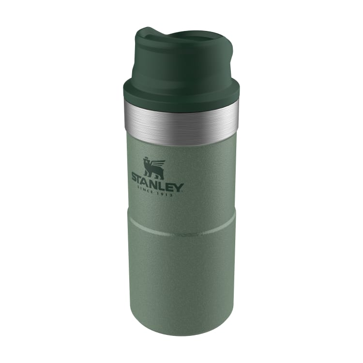 Stanley Classic Trigger Action Mug 355ml Hammertone Green - default