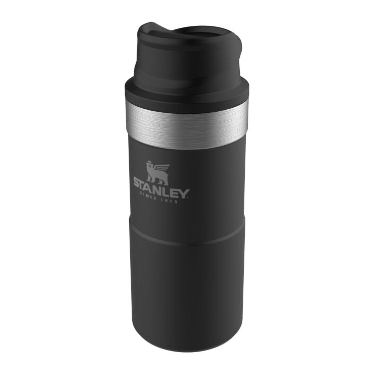 Stanley Classic Trigger Action Mug 350ml Matte Black - default