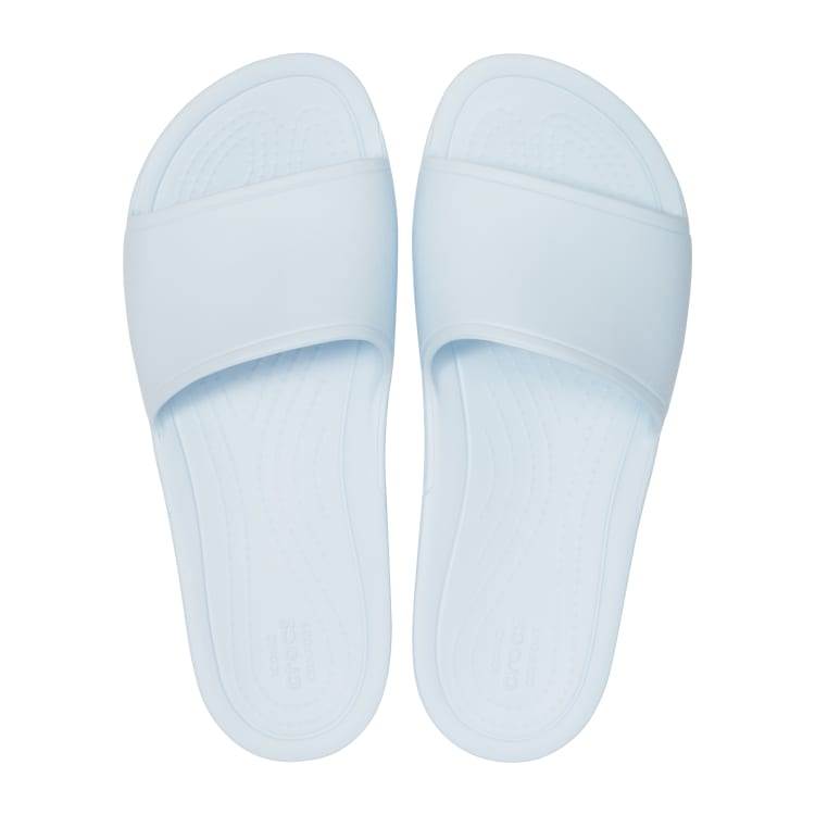 Crocs Sloane Slide Women's(Mineral Blue) - default