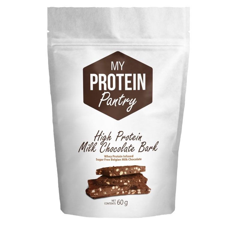 My Protein Pantry High Protein Milk Chocolate Bark - default