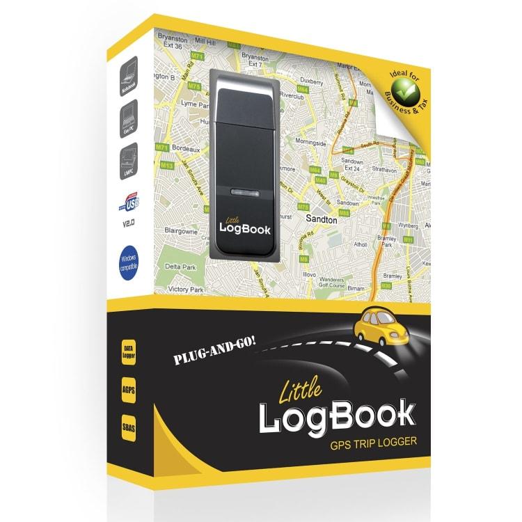 Little LogBook Electronic SARS GPS Logbook - default