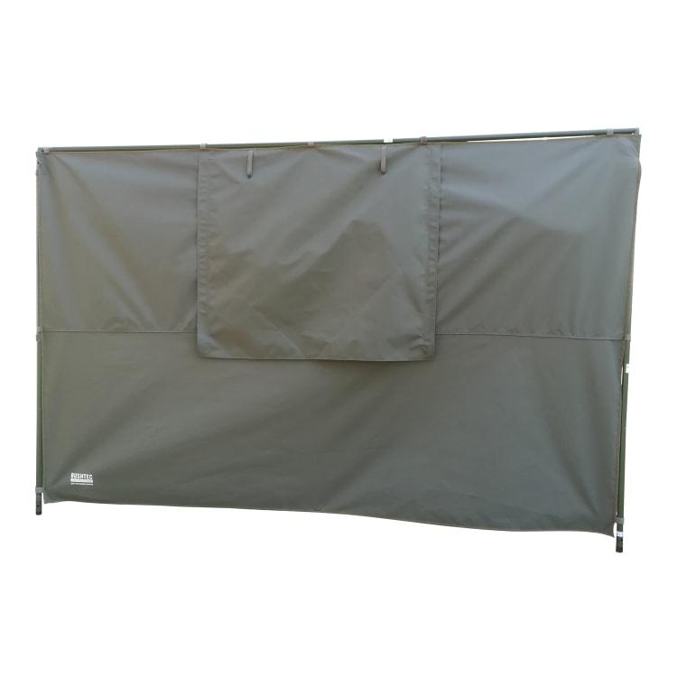 Bushtec Side Wall With Window For 3X3 Gazebo - default
