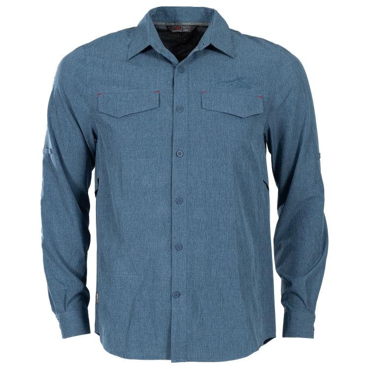 First Ascent Men's Nueva Long Sleeve Shirt - default