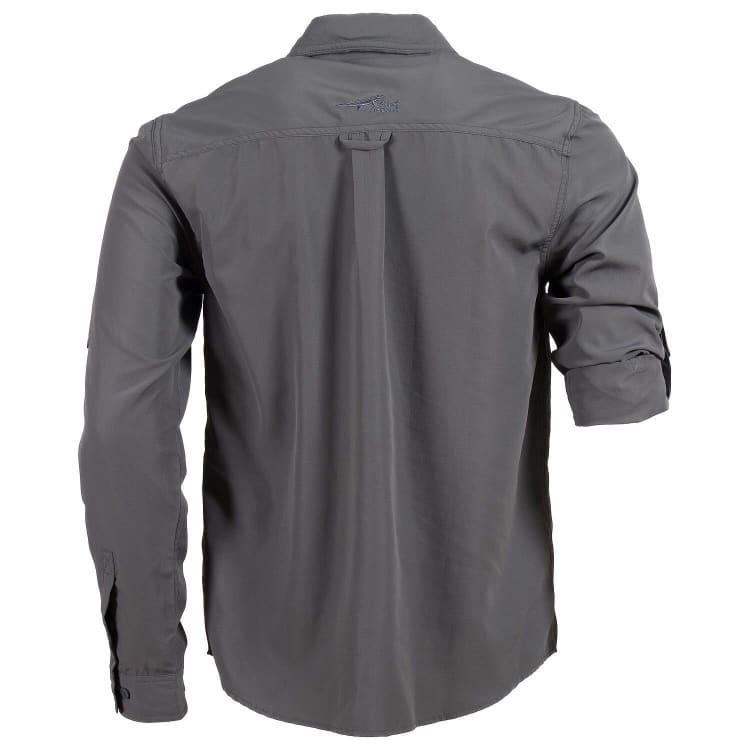 First Ascent Men's Fastrek Long Sleeve Shirt - default