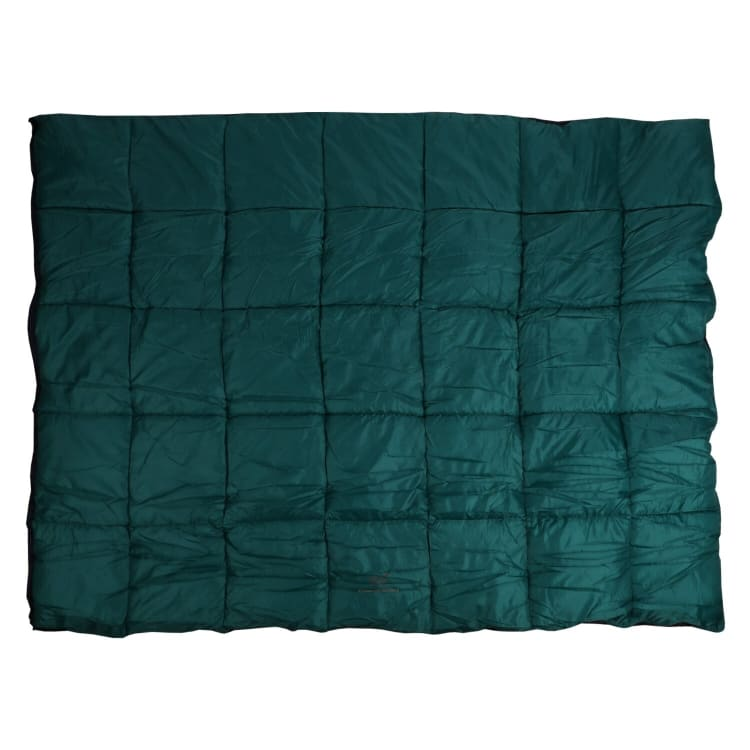 360 Degrees Comfort Double Hollow Fibre Sleeping Bag - default
